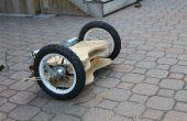 Cómo construir un Hoverboard puede montar