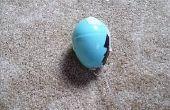 Mina de airsoft pyro huevo
