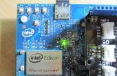 Sensor de presión de Intel Edison IoT_Read y registro de datos a la tarjeta SD