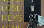 Hacer cualquier interruptor de la luz un sostenedor dominante magnético (VIDEO)