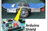 Uno mismo-equilibrio monopatín/segw * y proyecto Arduino Shield