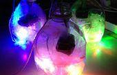 LED resplandor Poi - hacer tu propio