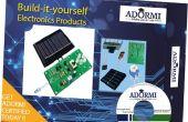 Luz solar con baterías