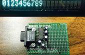 Escudo de puerto serie de Arduino para Linkit uno