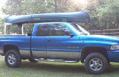 Construir su propia Low Cost camioneta canoa parrilla