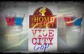 Cómo hacer la bomba coctel VICE CITY COP
