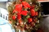 Entrega: 3 gradas florales sobre la remoción de
