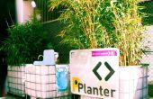 PPlanter urinario, fregadero + jardinera!