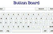 Utilizar un teclado en línea como una tecnología de asistencia