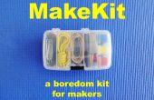 MakeKit: un kit de aburrimiento para los fabricantes de