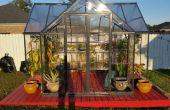 Proyecto de la casa de verde