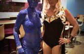 Marvel disfraz de Mystique de X-Men