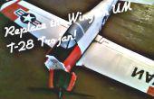 Cómo reemplazar el fuselaje y ala UM troyano!