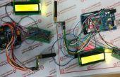 El Wireless solo punto llamar sistema con Arduino
