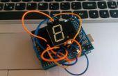 Cómo hacer una exhibición de segmento siete - Arduino Tutorial