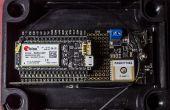 Electrón partícula + GPS + AppEngine