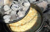 Bollos del horno holandés