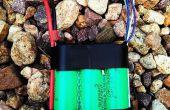 Cómo hacer tu propia batería Quadcopter