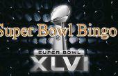 Cómo jugar Bingo Super Bowl!