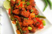 Pollo picante Chili