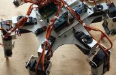 Hexápodo Arduino Pololu Maestro Servo control