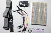 Cargar Sketch en Arduino Pro Mini con usbASP