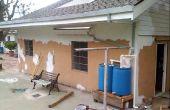 Filtro de sedimentos de cosecha y almacenaje del barril de la lluvia