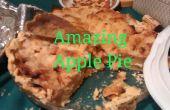 Increible tarta de manzana
