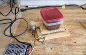 Agitador de cloruro férrico para grabado de circuitos