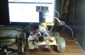 Obstáculo del uno mismo evitando Robot