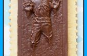 Chocolate de Han Solo en carbonita Cookies