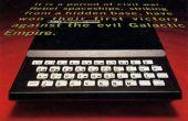 Superávit de Sinclair teclado injerto