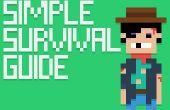 Una guía de supervivencia algo Simple