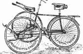 Construcción de un triciclo o un quad