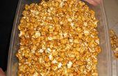 """Cómo hacer el """"Horno"""" caramelo de maíz"""