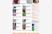 Rediseño de la Página Web de Instructables (TIMELAPSE)