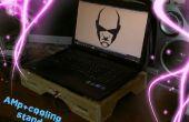 Laptop stand de refrigeración