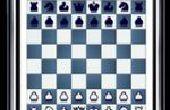 Cómo hacer trampa en ajedrez usando un iphone o ipod touch