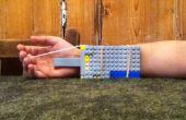 Pequeña cuchilla oculta de Lego