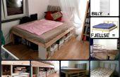 IKEA cama Hack