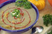 Curry de calabaza coco