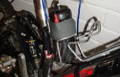 Sostenedor de batería de la botella de agua