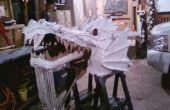 Cabeza de dragones