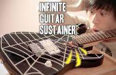 Sustentador de guitarra infinita
