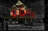 Cómo convertir una casa en una casa embrujada con Paintshop Pro 12
