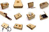 [CuttingBoxTool] - Cómo hacer una caja de varios tamaños -