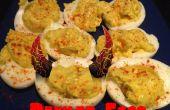 Rápido y fácil Deviled huevos