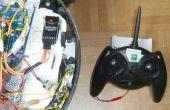 ArduMower bricolaje cortacésped robótico!