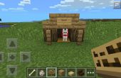 Minecraft PE: Wolf Kennel
