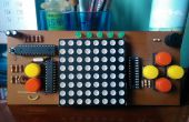 Arduino consola Dot Matrix